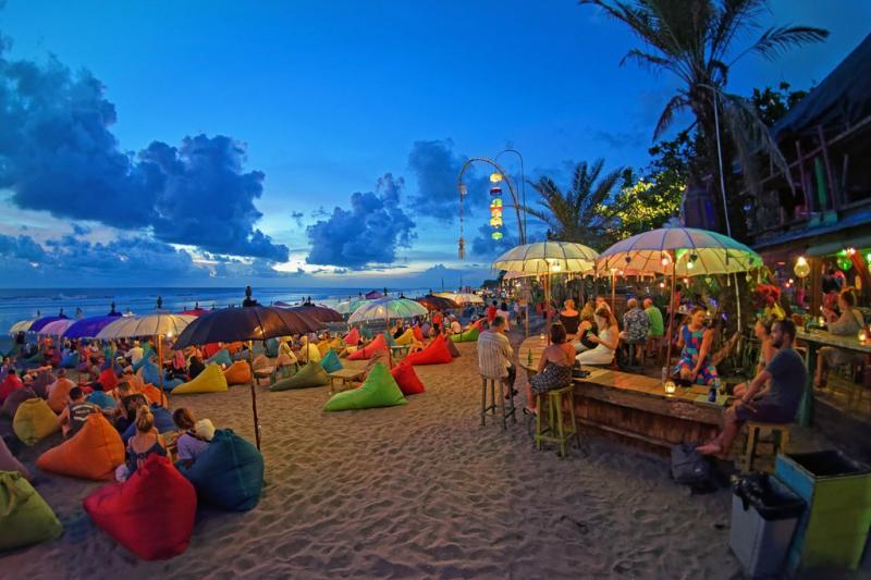 Kwikku, Pulau Bali