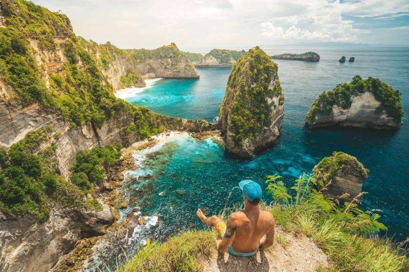 Kwikku, Pulau Nusa