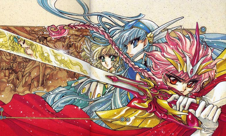Kwikku, Magic Knight Rayearth