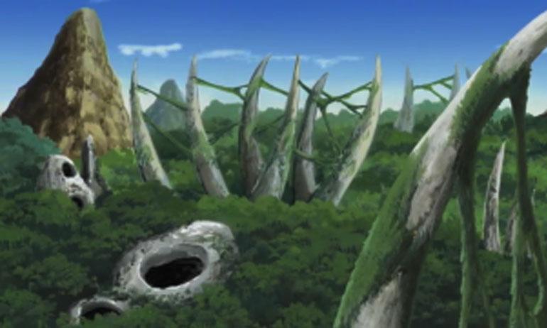 Kwikku, Hutan Shikkotsu
