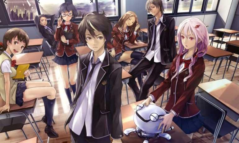 Kwikku, Di anime banyak siswa yang cantik dan tampan Di dunia nyata No