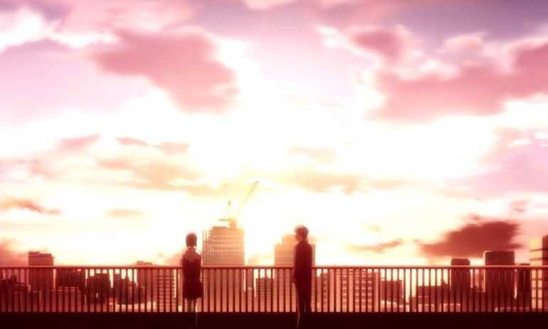 Kwikku, Di anime atap sekolah seperti markas untuk tiap orang Di dunia nyata