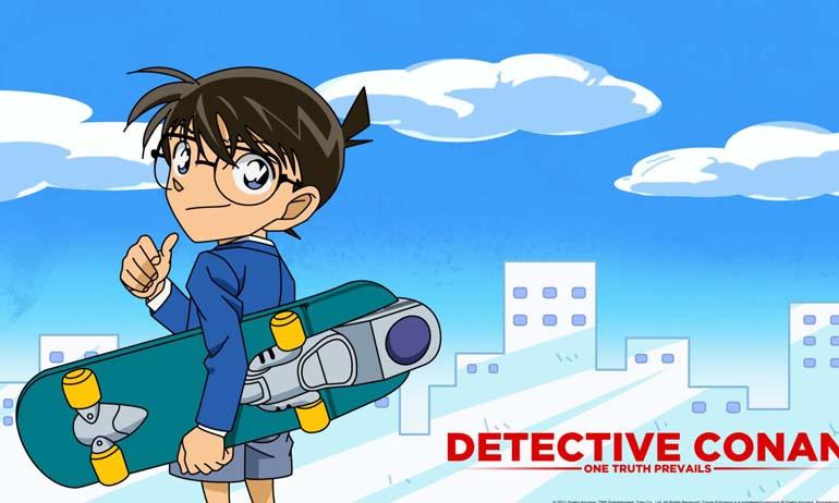 Kwikku, Detective Conan
