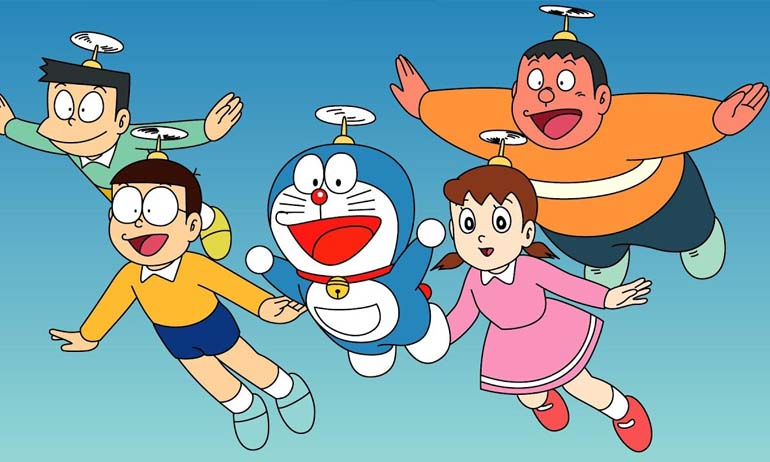 Kwikku, Doraemon