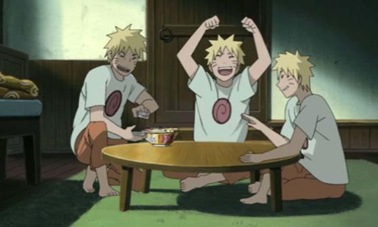 Kwikku, Karena Naruto Kesepian