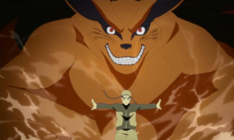 Kwikku, Cakranya yang Besar Membuat Naruto Tidak Cepat Lelah Memakai Kagebunshin