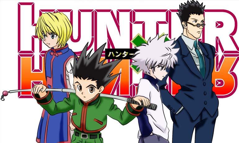 Kwikku, Hunter x Hunter