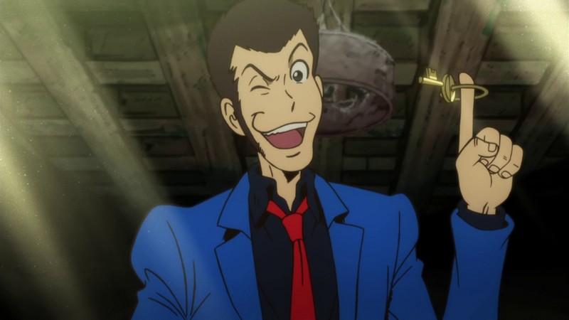 Kwikku, Lupin III