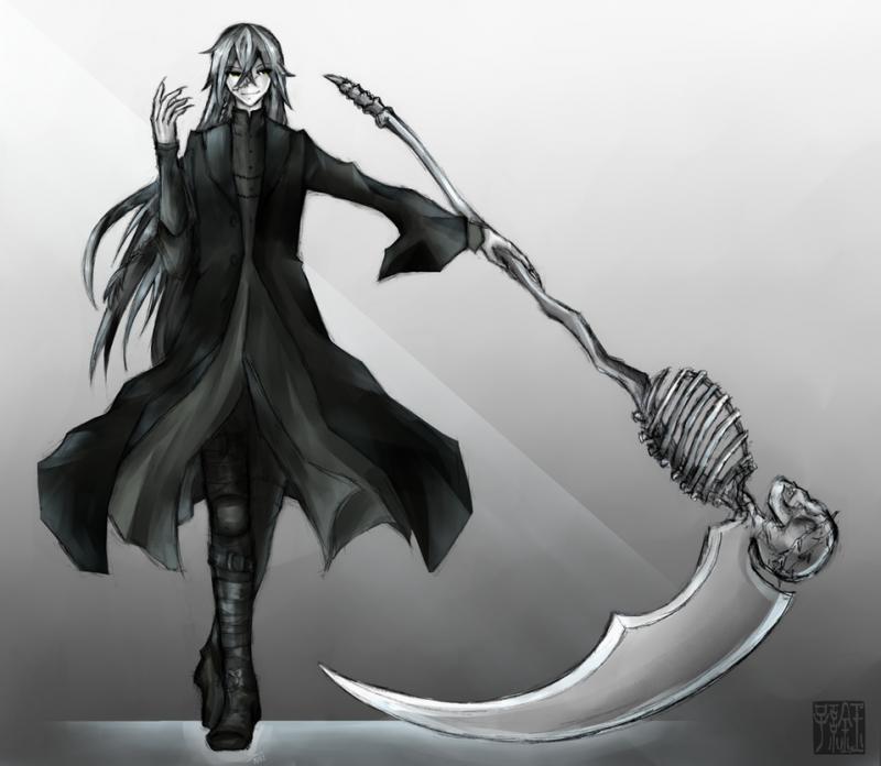 Kwikku, Death Scythe