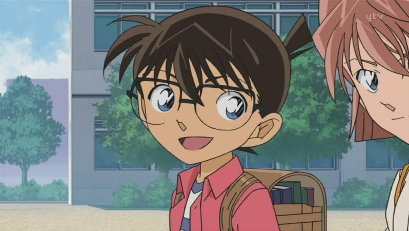 Kwikku, Menggantikan posisis Conan di Detective Conan
