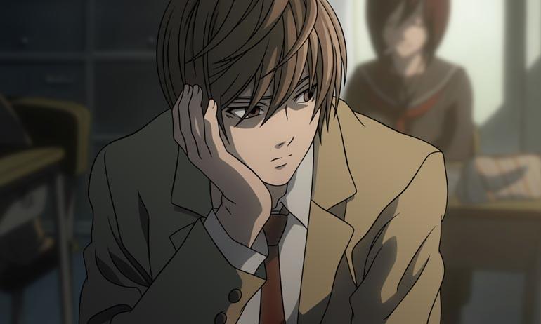 Kwikku, Berperan sebagai Light Yagami di Death Note