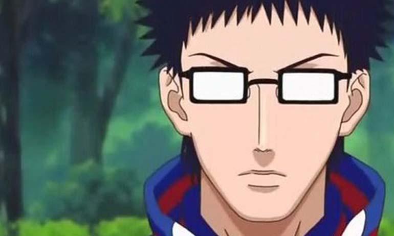 Kwikku, Inui Sadaharu dari Prince of Tennis