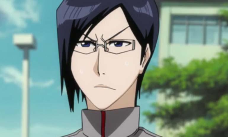 Kwikku, Ishida Uryuu dari Bleach