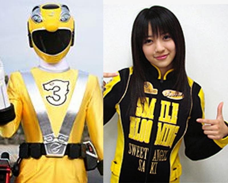 Kwikku, Saki RouyamaGoon Yellow