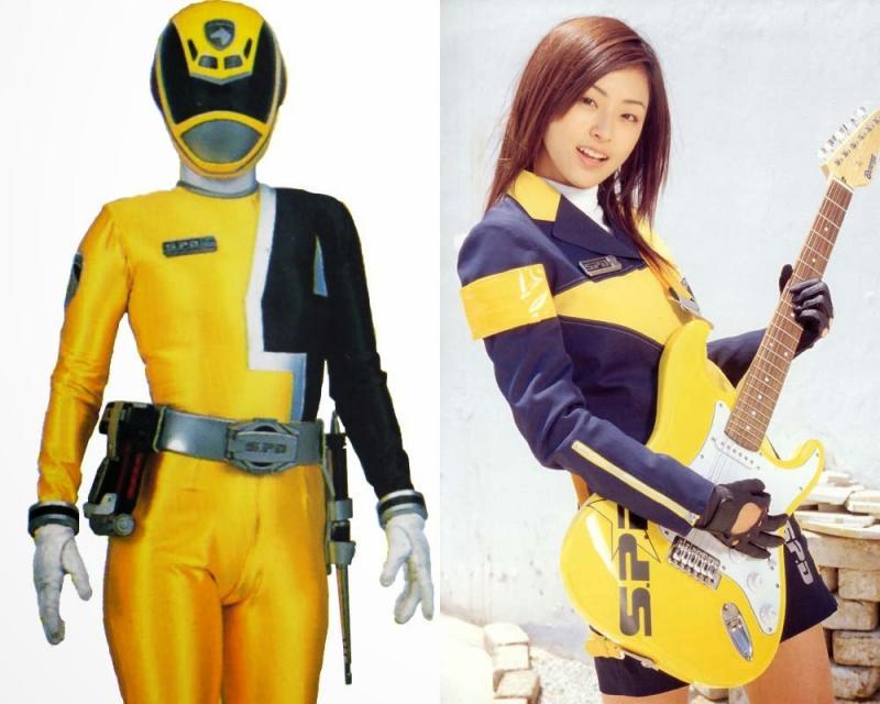 Kwikku, Marika ReimonDeka Yellow