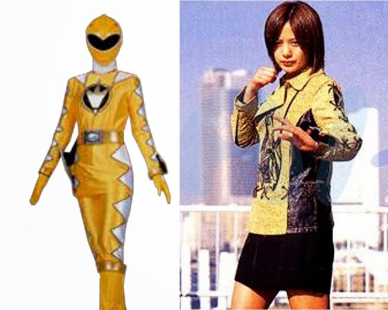 Kwikku, Ranru ItsukiAbare Yellow