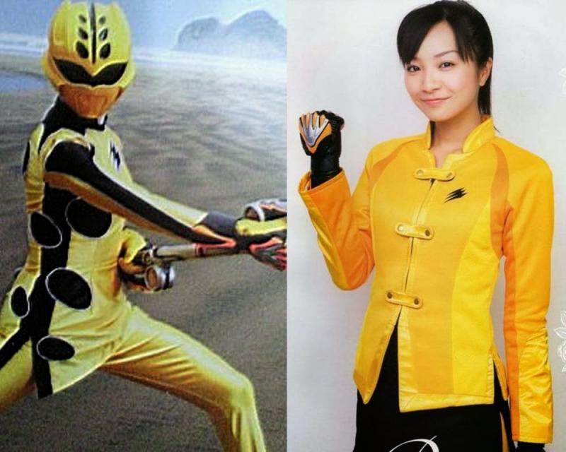 Kwikku, Ran UzakiGeki Yellow