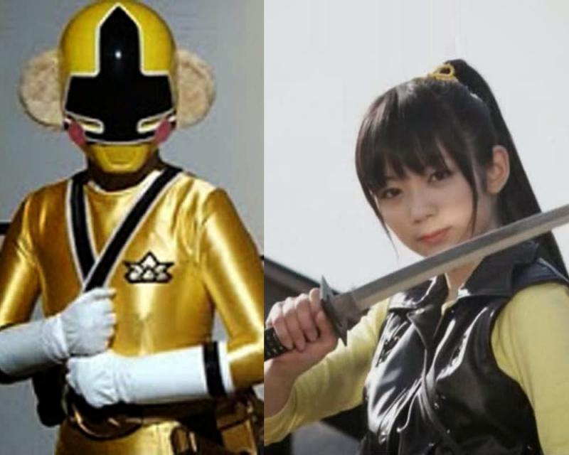 Kwikku, Kotoha HanaoriShinken Yellow