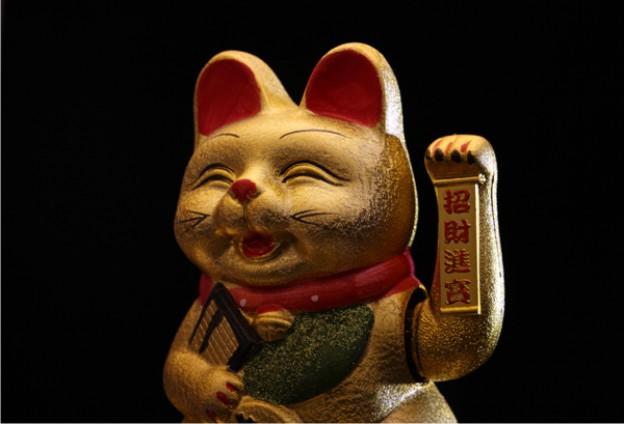 Kwikku, Makna Aksesoris pada Boneka Maneki Neko