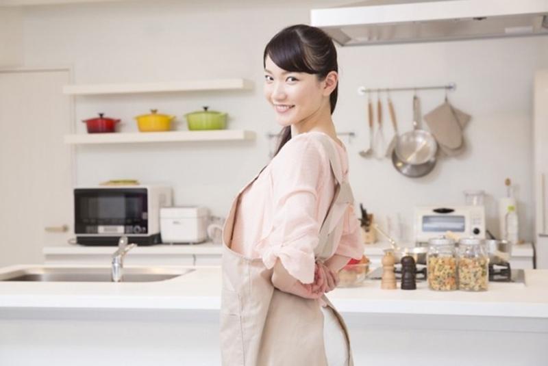Kwikku, Cewek dengan hobi memasak dan bahkan mengikuti kelas memasak