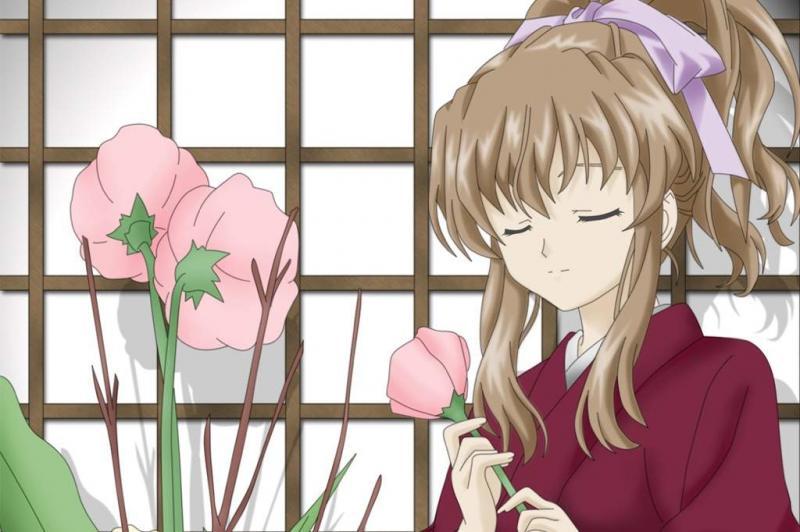 Kwikku, Cewek yang suka Ikebana atau Shuuji maupun hobi mepelajari berbagai hal