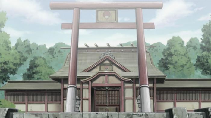 Kwikku, Naka Shrine