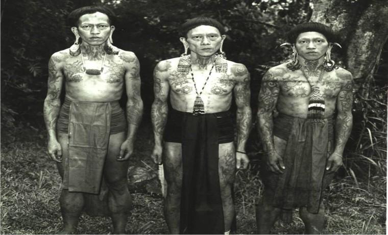 Kwikku, Suku Dayak di Kalimantan