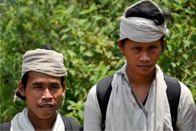 Kwikku, Suku Baduy di Jawa Barat