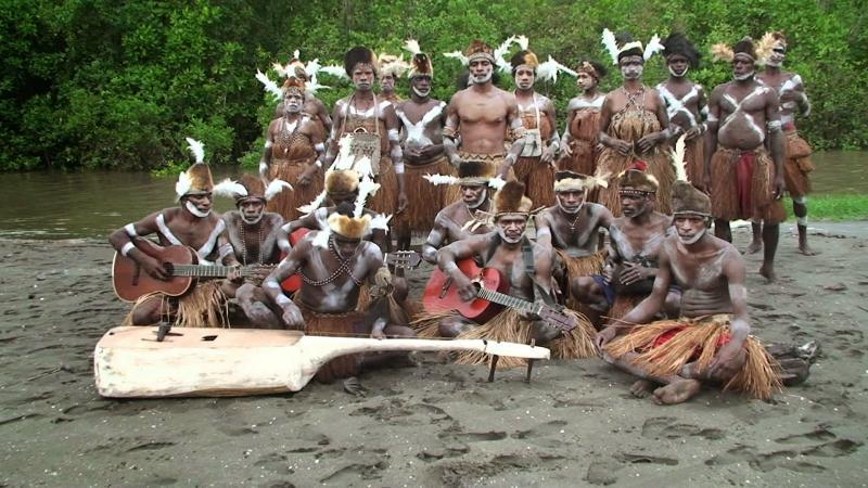 Kwikku, Suku Asmat di Papua