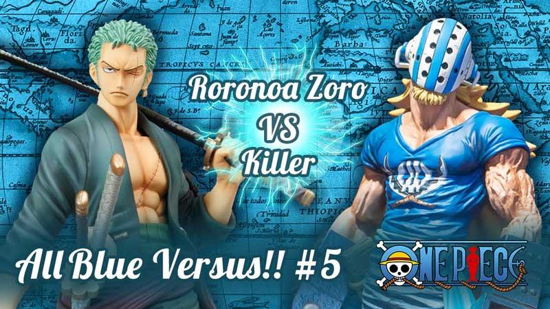Kwikku, Killer dan Zoro adalah anggota Supernova tanpa buah iblis