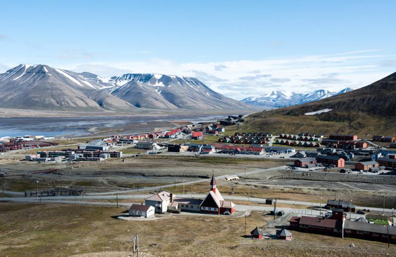 Kwikku, Longyearbyen