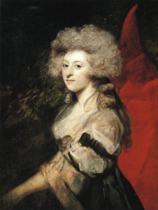 Kwikku, Nyonya Fitzherbert