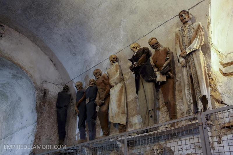 Kwikku, Museum Catacombs CapuchinsPalermo Italia
