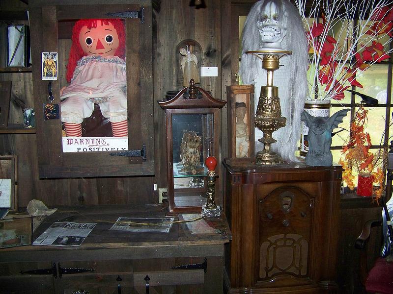 Kwikku, Museum of the Occult Monroe