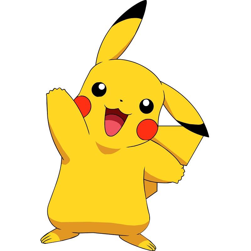 Kwikku, Pikachu