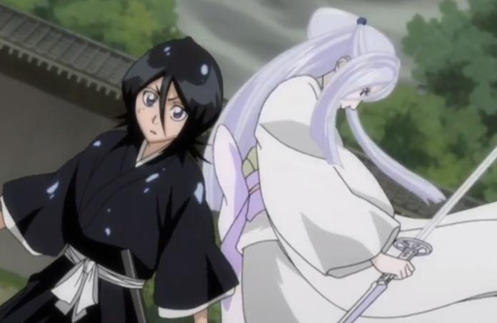Kwikku, Zanpakuto Rukia adalah Pedang yang Cukup Populer