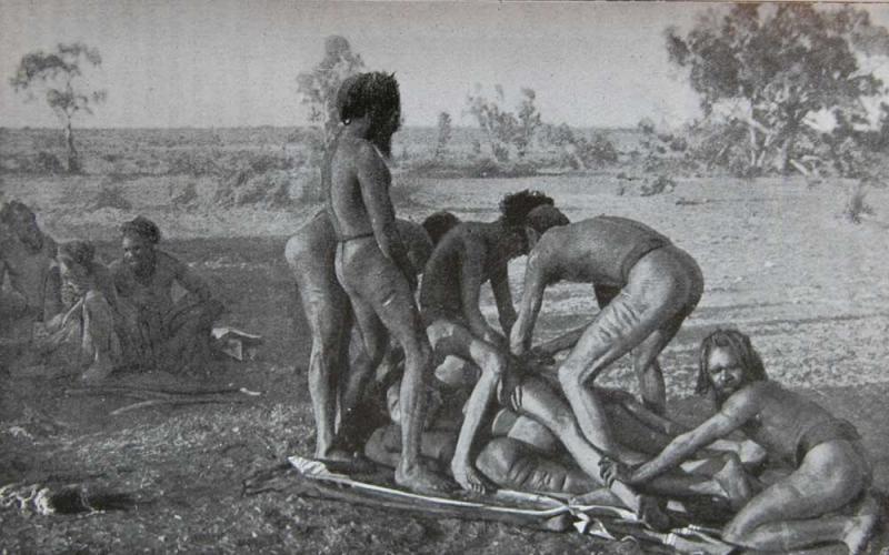 Kwikku, Suku Aborigin dan Tradisi Mardudjara yang Menyeramkan