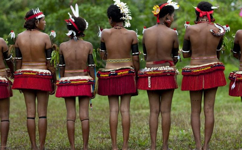 Kwikku, Tradisi Seksual di Usia Dini oleh Suku Trobriander