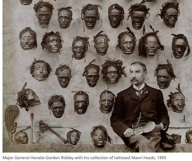 Kwikku, Suku Maori di Selandia Baru