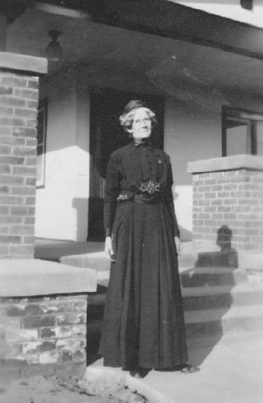 Kwikku, Eleanor Markham