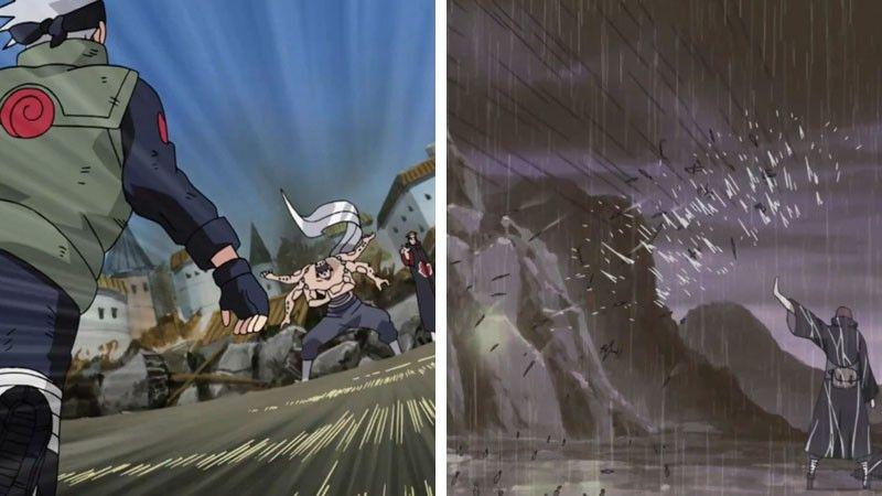 Kwikku, Manipulasi Gravitasi oleh Nagato