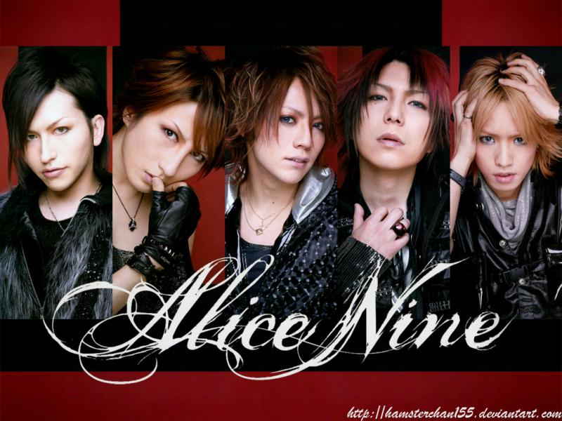 Kwikku, Alice Nine
