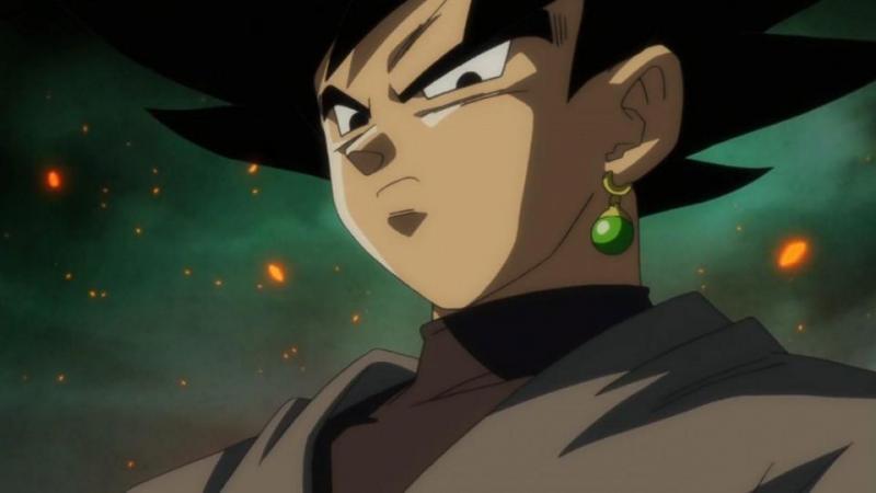 Kwikku, Black Goku