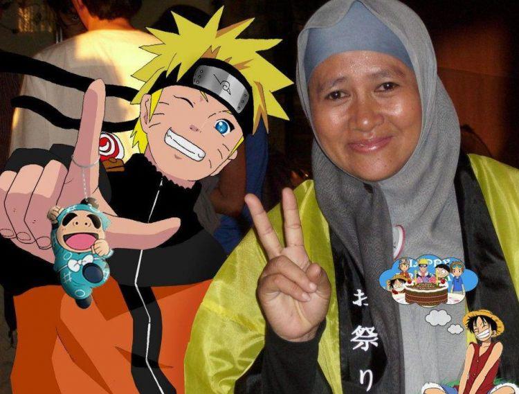 Kwikku, Suara Naruto Disulihsuarakan oleh Perempuan