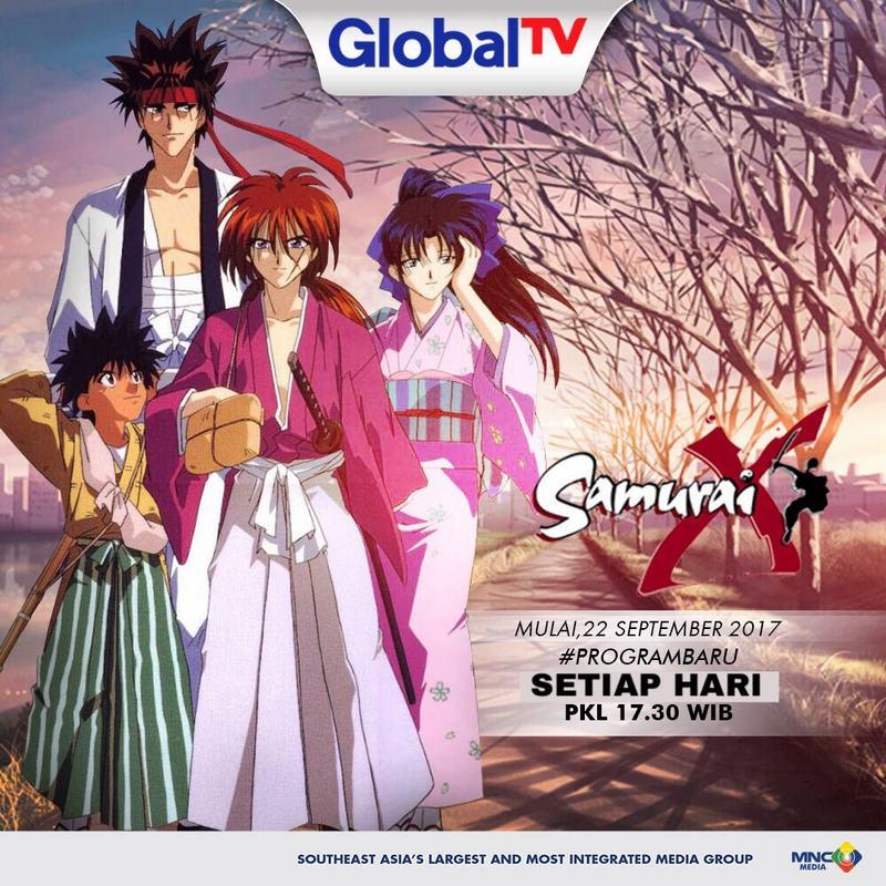 Kwikku, Berkat Penayangan Naruto Global pun Menayangkan Anime Lain