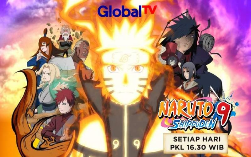Kwikku, Penayangan Anime Naruto yang DiulangUlang karena Kehabisan Stok Episode