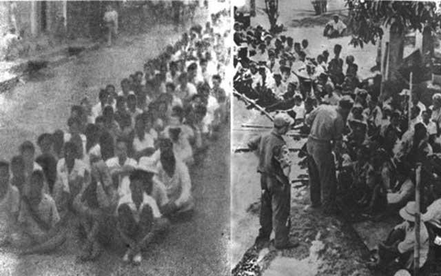 Kwikku, Genosida Westerling di Sulawesi Selatan Tahun