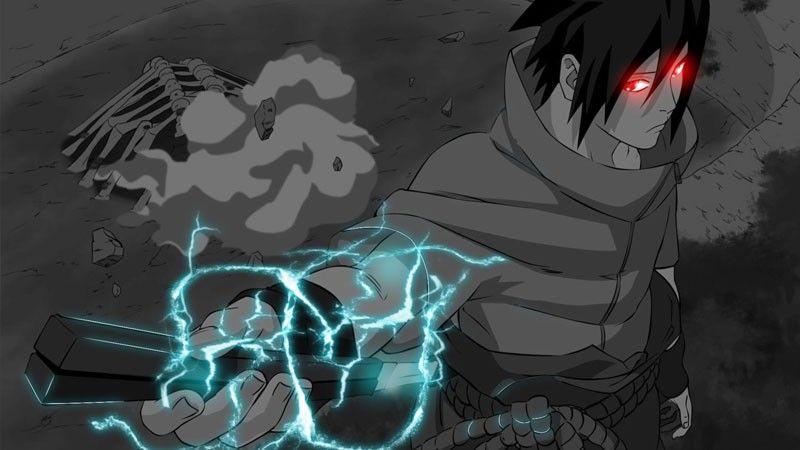 Kwikku, Sasuke Uchiha