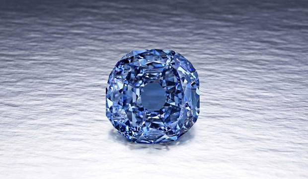 Kwikku, The Blue Diamond