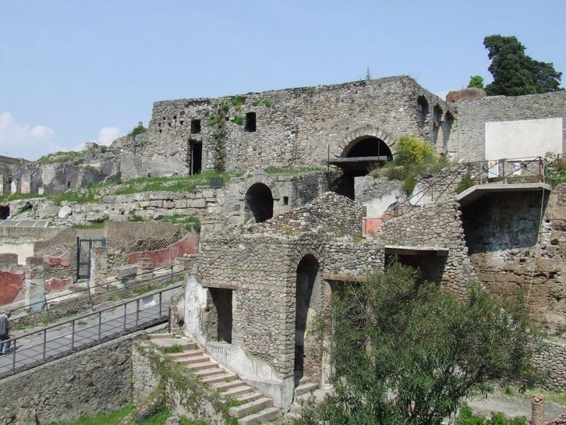 Kwikku, Peradaban Pompeii